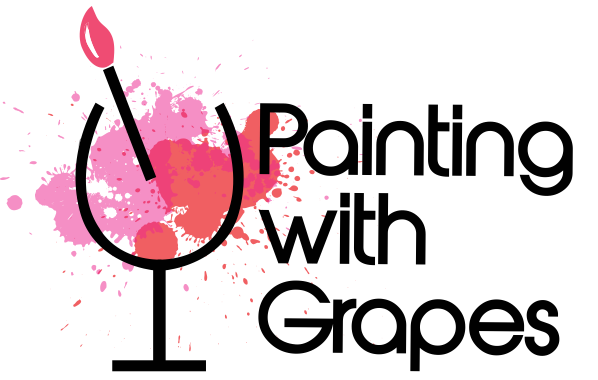Painting With Grapes